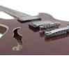 Dimavery - SA-610 Jazz gitár barna ajándék húrtisztító