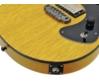 Jozsi Lak - Rocker Custom elektromos gitár sárga ajándék félkemény tok