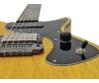 Jozsi Lak - Rocker Custom elektromos gitár sárga