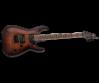 LTD - H-200FM DBSB 6 húros jobbkezes elektromos gitár ajándék félkemény tok