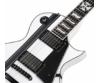 LTD - Iron Cross James Hetfield Signature Modell fehér ajándék félkemény tok, minimális esztétikai hibákkal