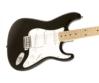 Squier - Affinity Stratocaster Black 6 húros elektromos gitár