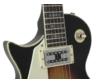 Dimavery - LP-700L balkezes elektromos gitár sunburst ajándék puhatok
