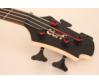 Cort - ActionDLX-AS-OPN elektromos basszusgitár, nyak