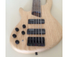 Cort - B5PlusLH-AS Artisan balkezes 5 húros elektromos basszusgitár natúr, fedlap