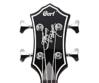 Cort - Punisher-2 elektromos basszusgitár Gene Simmons Signature modell, kulcsok