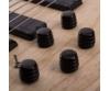 Cort - B5PlusLH-AS Artisan balkezes 5 húros elektromos basszusgitár natúr ajándék félkemény tok