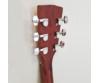 Cort - AF515CE-OP Akusztikus folkgitár elektronikával matt natúr ajándék puhatok