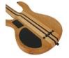 Cort - A6Plus-FMMH-OPN Artisan 6 húros elektromos basszusgitár matt natúr ajándék félkemény tok
