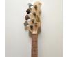 Cort - GB74JH-TBK elektromos basszusgitár fekete ajándék félkemény tok