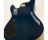 Cort - GB75JJ-AB 5 húros elektromos basszusgitár vízkék ajándék félkemény tok