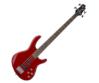 Cort el.basszusgitár, Aktív, áttetsző vörös