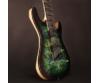 Cort - KX500MS-SDGel gitár Multi Scale zöld