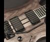 Cort - X500-OPTG elektromos gitár szürke ajándék félkemény tok