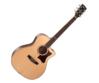 Cort akusztikus gitár Fishman EQ, matt natúr
