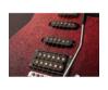 Cort - G-LTD18-OPRG elektromos gitár piros ajándék puhatok