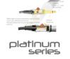 Bespeco Platinum egyenes jack-jack, 6m-es kábel