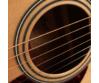 Cort akusztikus gitár, matt natúr