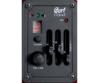 Cort - AD810E-BKS akusztikus gitár elektronikával matt fekete ajándék puhatok