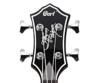 Cort - GS-Punisher-2 elektromos basszusgitár Gene Simmons Signature modell
